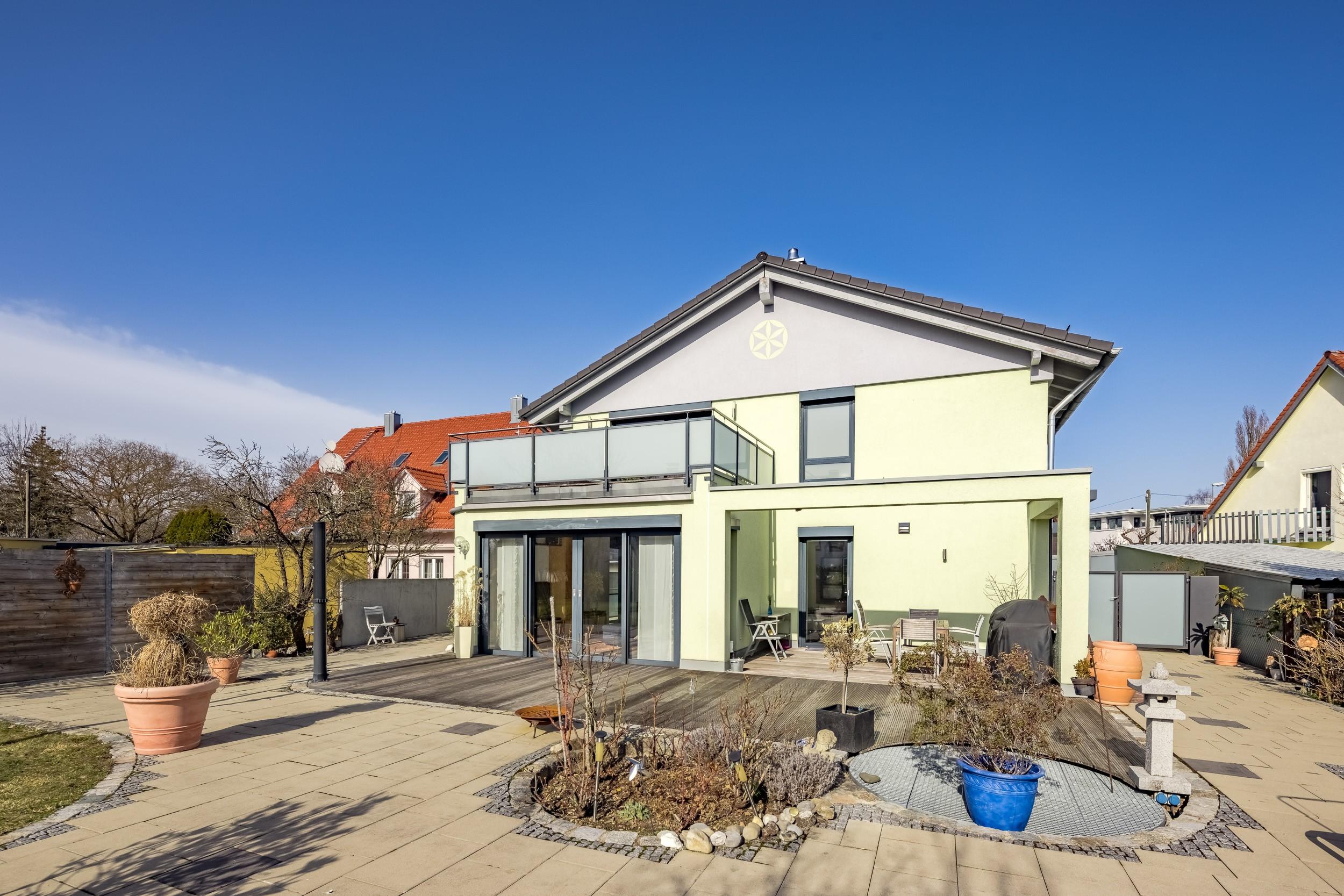 Augsburg Haus